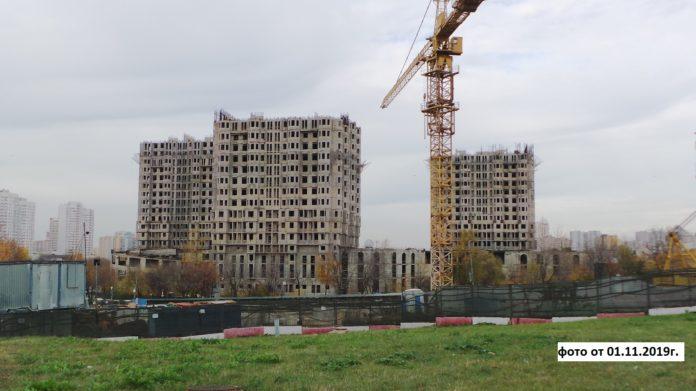 Московский фонд дольщиков может получить на 2020 год 5,5 - 6 млрд руб. в том числе для завершения строительства ЖК «Академ-Палас»