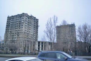 Актуальные фото ЖК Академ Палас декабрь 2019