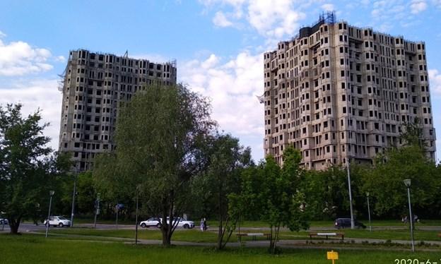 Справка о строительной готовности ЖК «Академ-Палас» по состоянию на начало июля 2020г.